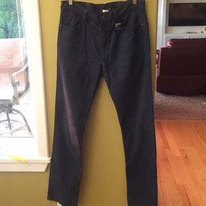 NWT Gap men's corduroy pants